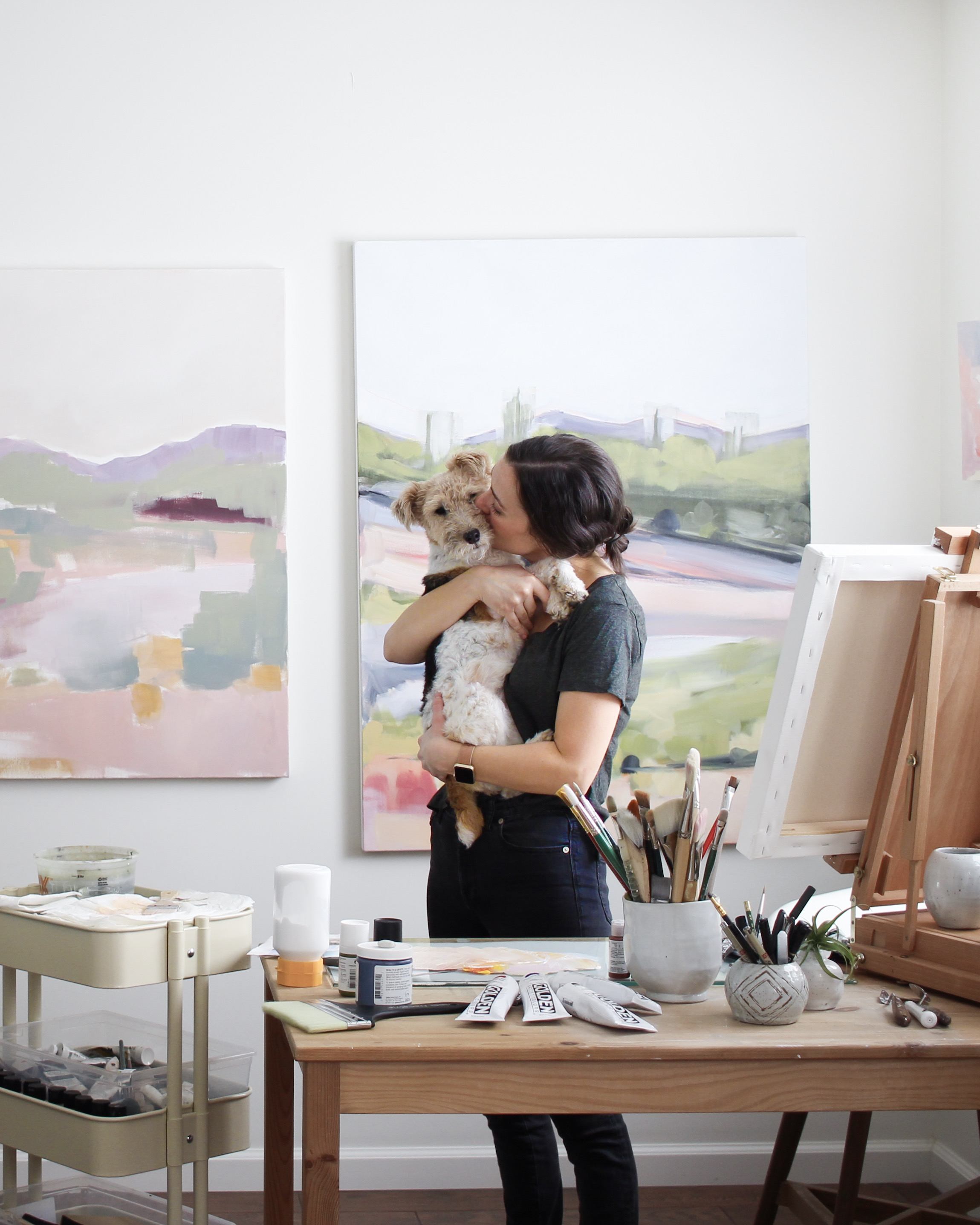 Where Makers Make_LaurieAnne Gonzalez_Art Studio Tour_4.jpg