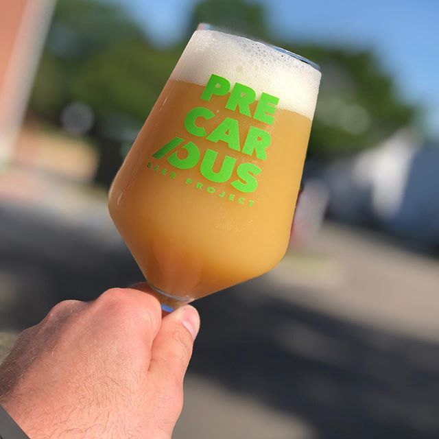 "It's been a while since a nonsensical monster double ipa has been on tap, and today we release a brand new one, ""The Bantrocoupe."" Crazy fluffy with huge notes of strawberry candy, pineapple, and cantaloupe. Here's the story: - Flying over a middle school on the first day of spring years ago, a juvenile pigeon inadvertently passed through a cloud of hormones produced by gym class being held outside for the first time in months. The hormones helped the pigeon grow strong yet stupid, brutal and unforgiving. He developed a insatiable craving for cafeteria corn dogs and bulk containers of ketchup. He became nocturnal, never cleans the nest like his mom asks him to, and won't stop playing Fortnite and Minecraft unless it's to raid the local high school for breaded hot dogs on a stick. Nothing will get in his way of obtaining his nourishment. Beware the Bantrocoupe and remember to buy your ketchup in small quantities. - - #craftbeer #nedipa #monsters #beerdescription #comedywriters #newbeerrelease"