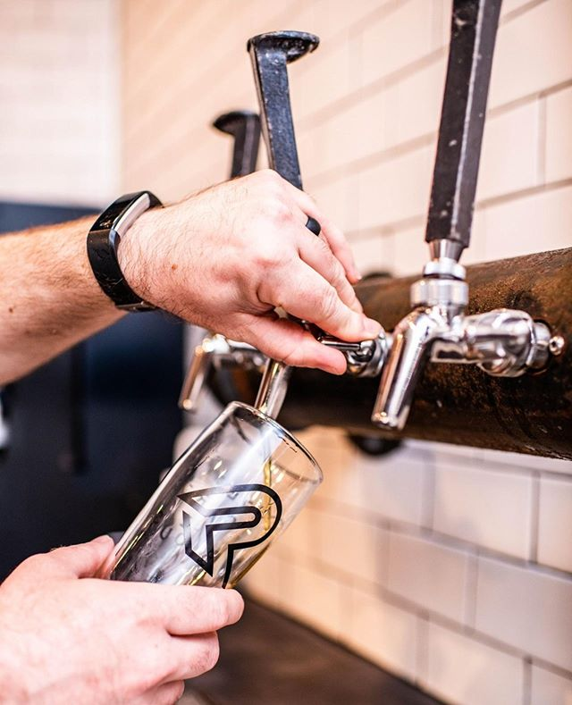 Ever wondered what goes into the perfect pour? It's mostly black magic using runes, talismans and poultices, but a bit of it is the science of temperature, pressure, and restriction. That's why we choose the best tap faucets that allow us to control the pour for all of our different styles of beer, so you get the perfect pour every time. And also magic. ⠀ ⠀ .⠀ .⠀ .⠀ ⠀ #buylocalbeer #buylocal #madelocally #localmakers #beerselfie #brewnette #thebrewnette #beerjunkie #craftheads #beermakesmehappy #homebrewfanatics #brewlocal #tryjanuary #hopslam #beerwizard #beerblogger #beerbloggers #beertravel #beerbabe #mustlovebeer