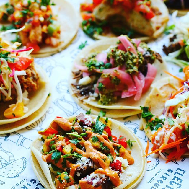 What are you eating today!? If it isn't 🌮, you're doing it wrong! Stop down to the @precariousbeerproject Beer Hall today and smash some beers, and enjoy a platter of these bad boys! . . #streettacos #tacoporn #tacosarelife #sundayfunday #precariousbeerproject #beerhall #handcrafted #putitinyourmouth