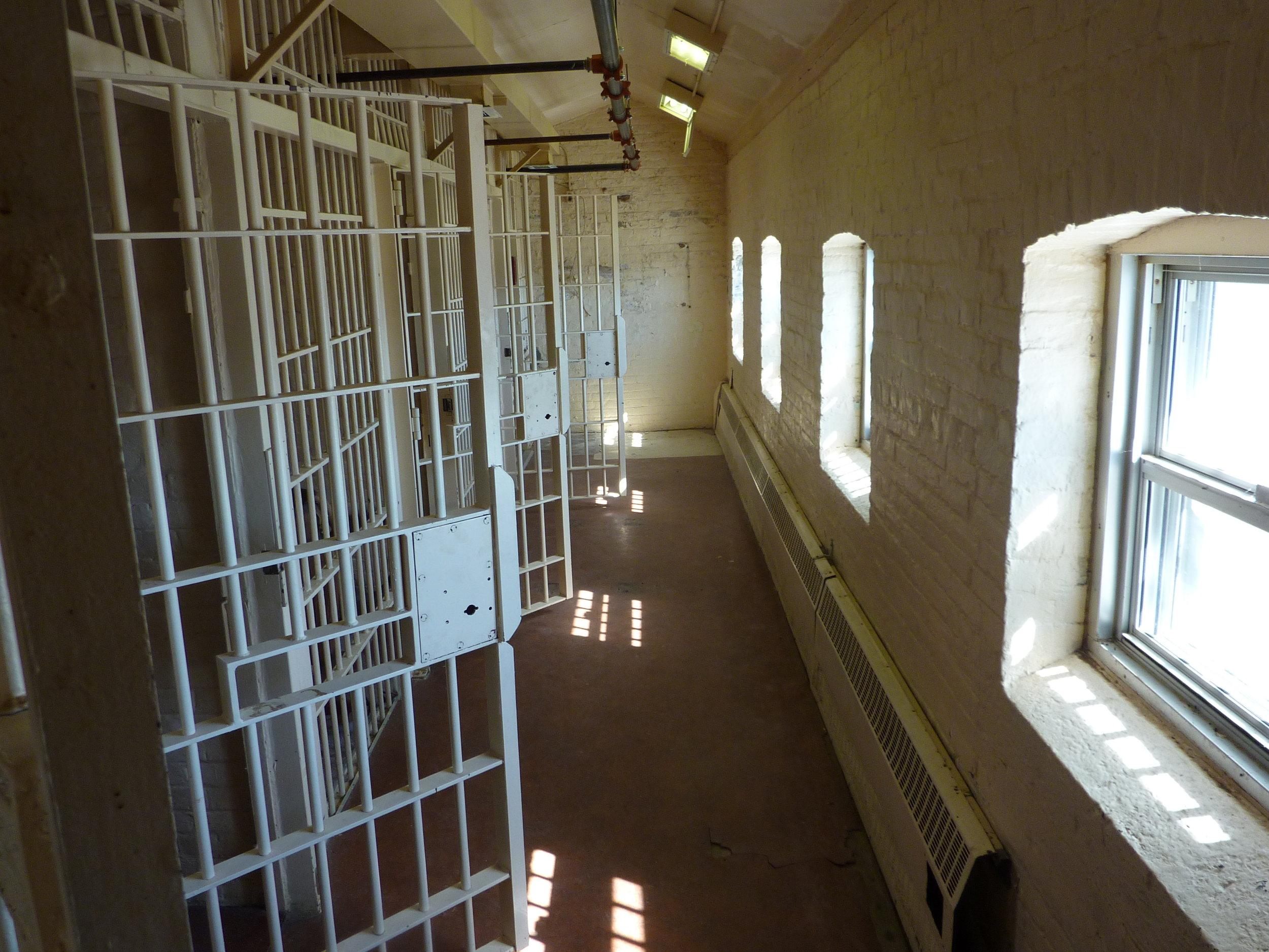 Third Floor Cell Doors