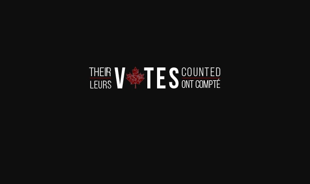 Their Votes Counted - A travelling exhibit to commemorate the first women to vote in a federal election, December 2017.Click to find out more about this past exhibit.