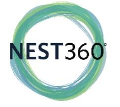 NEST360° Logo