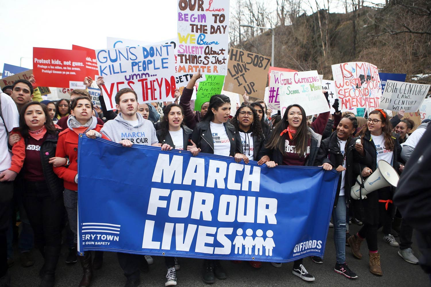 Photo: courtesy of    March For Our Lives