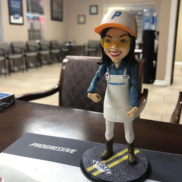 Got Flo? Give us a call for your free quote today! Progressive offers personal auto, renters, motorcycle, commercial auto and truckers insurance.. 817-801-3330 #autoinsurance #progressive #flo #callustoday