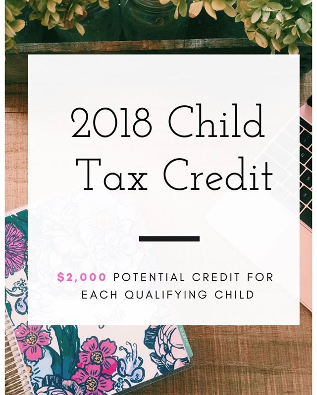 Surprise! You could be elegible to claim up to $2000 credit per child, don't forget to bring school and medical documents as proof of residency and support.. and birth certificates and socials for any new cuties born in 2018. Don't wait, schedule your appointment today! 817-801-3330 (walk ins welcome)
