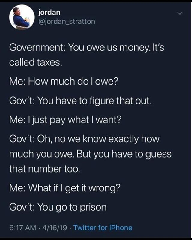 Did you guess wrong? Don't go to prison.. come see us so we can make it right!! Audits are no joke, don't wait another minute to call us! Whether its dependent proof or miscalculated income, amendments are always possible!