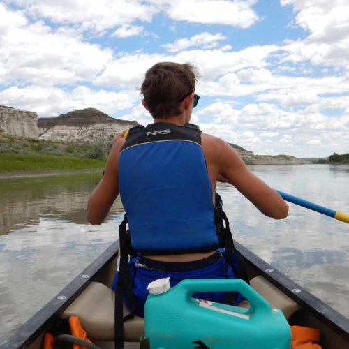 Upper Missouri River, Montana -