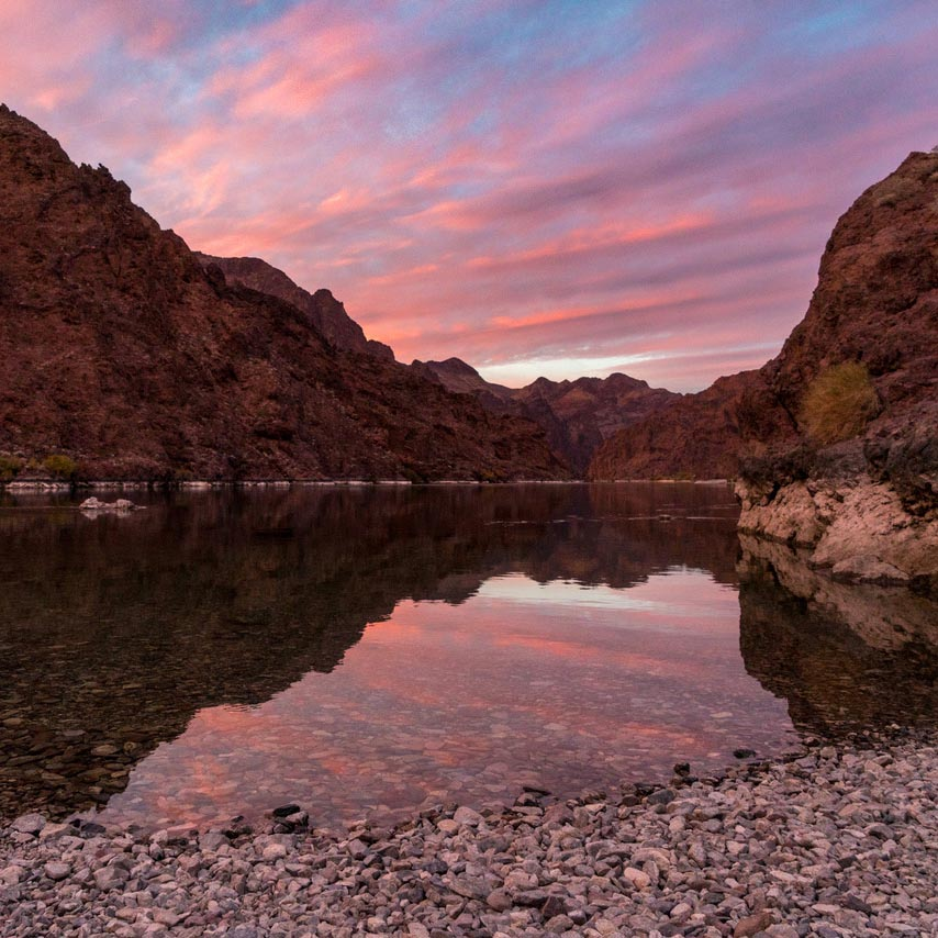 Black Canyon, Nevada -