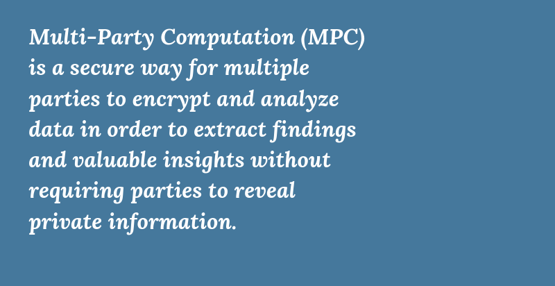 What is Multi-Party Computation? -