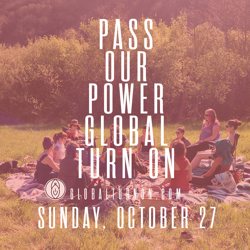 Pass Our Power Instagram Image