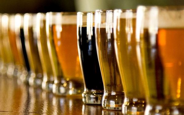 Beers at Blue Diamond - Our Blue Diamond locations features 36 taps with several changing weekly