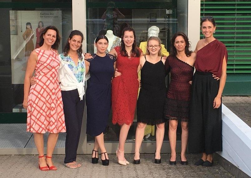 Rufina Hümmer, Daniela Pisaniello, Noemi, Tina, Julia, Mina, Marisa Fischer