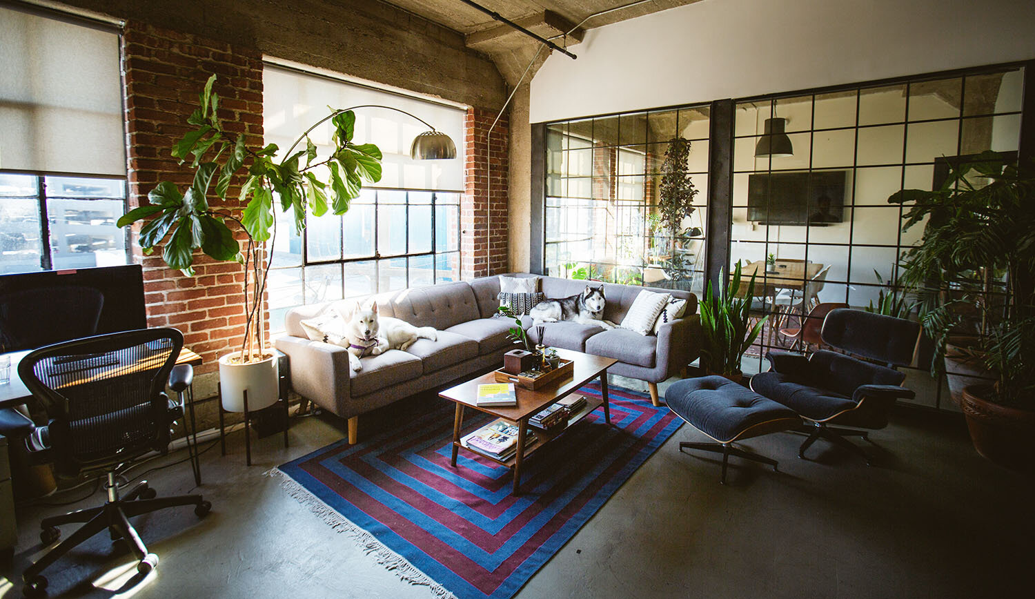 Keeper studio featured in Clio.#A haven for stories (and mezcal) in the L.A. Arts District