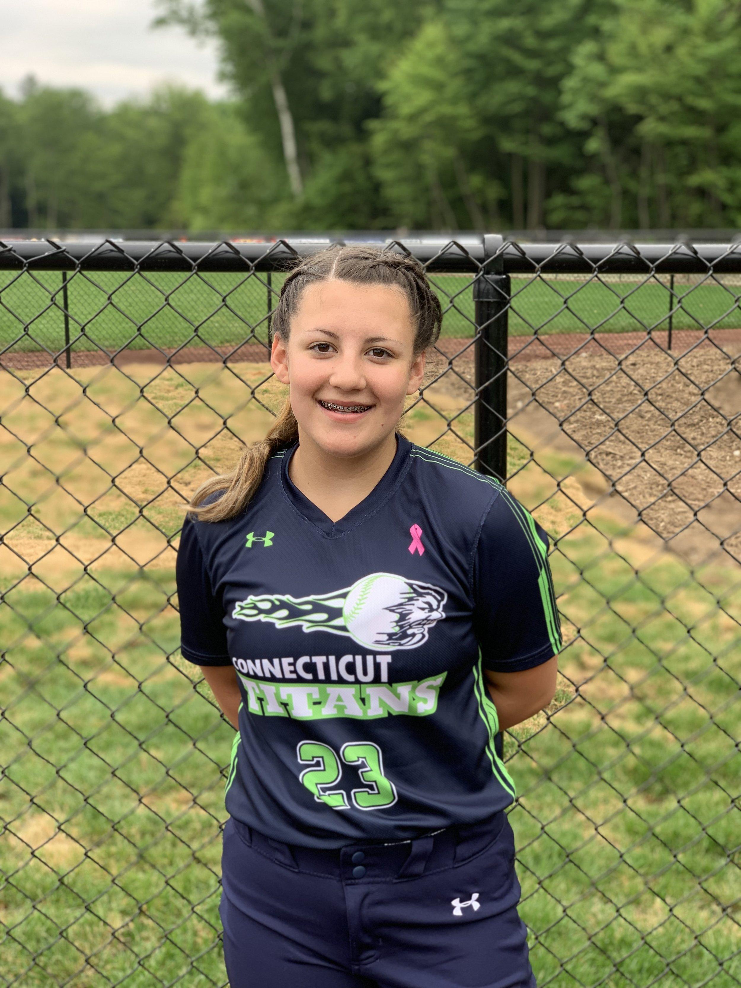 #23 OF  Olivia Rinaldi
