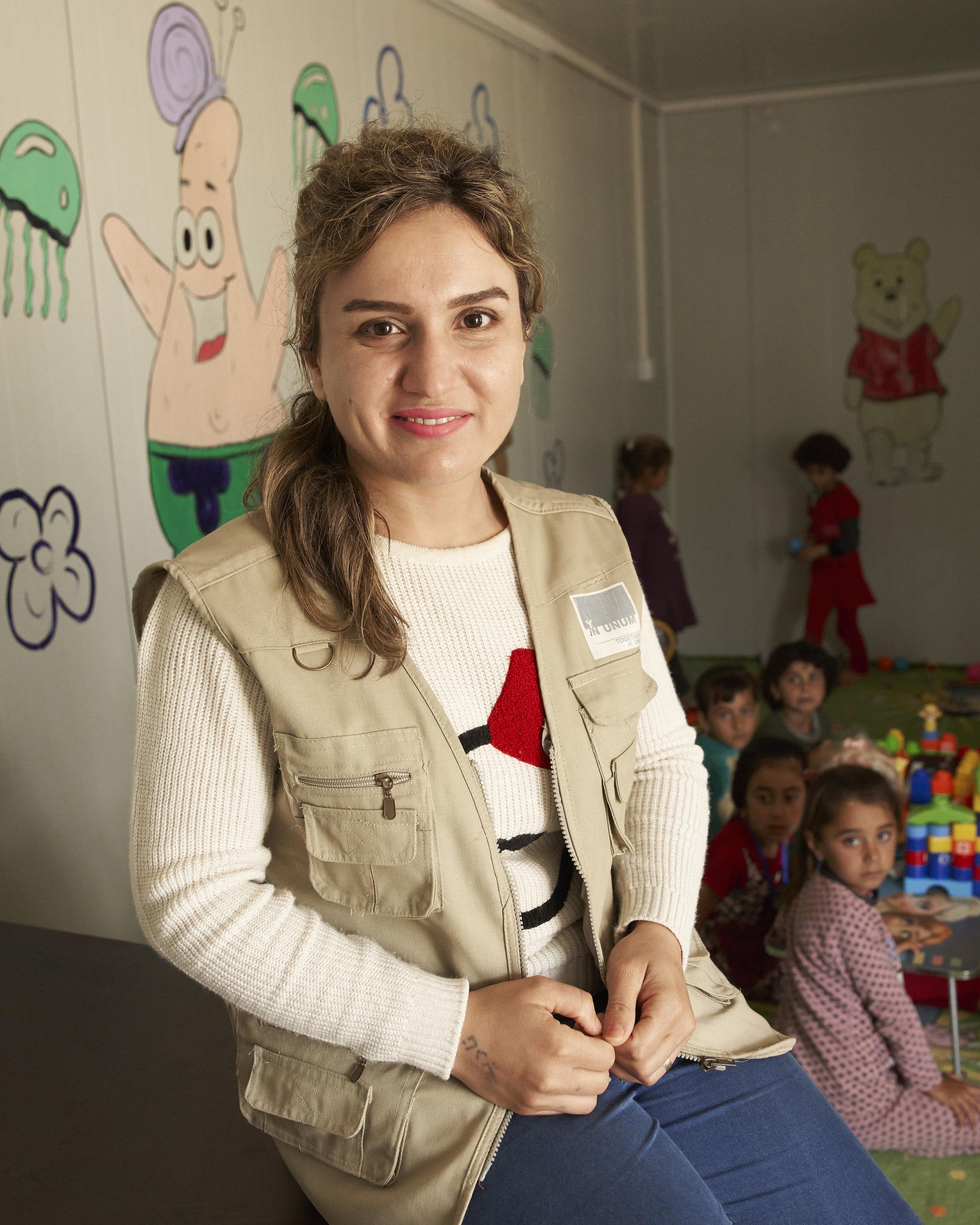 Nadia Zedo Khalaf   Childminder