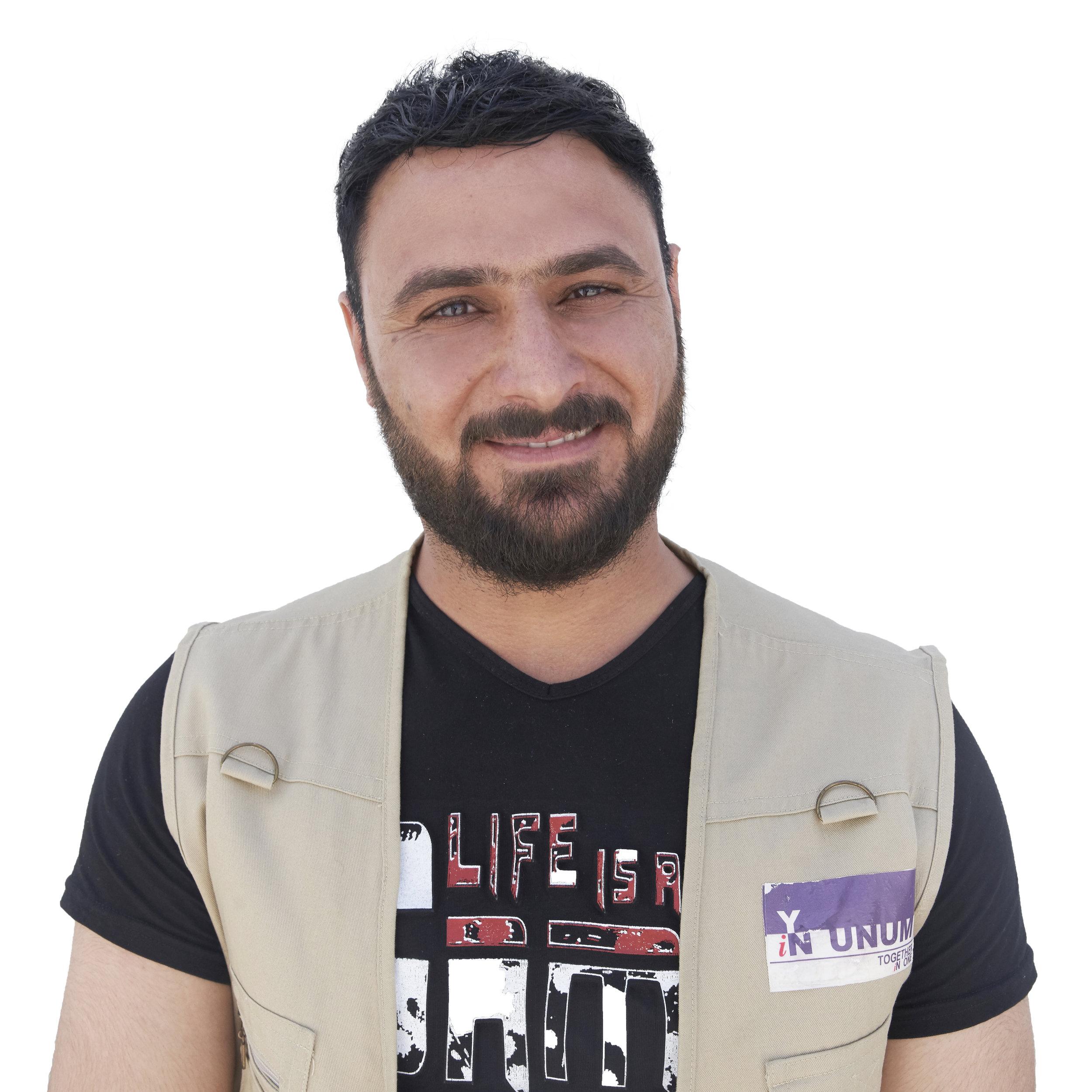 Jalal Rasho Hasan   Professeur d'anglais