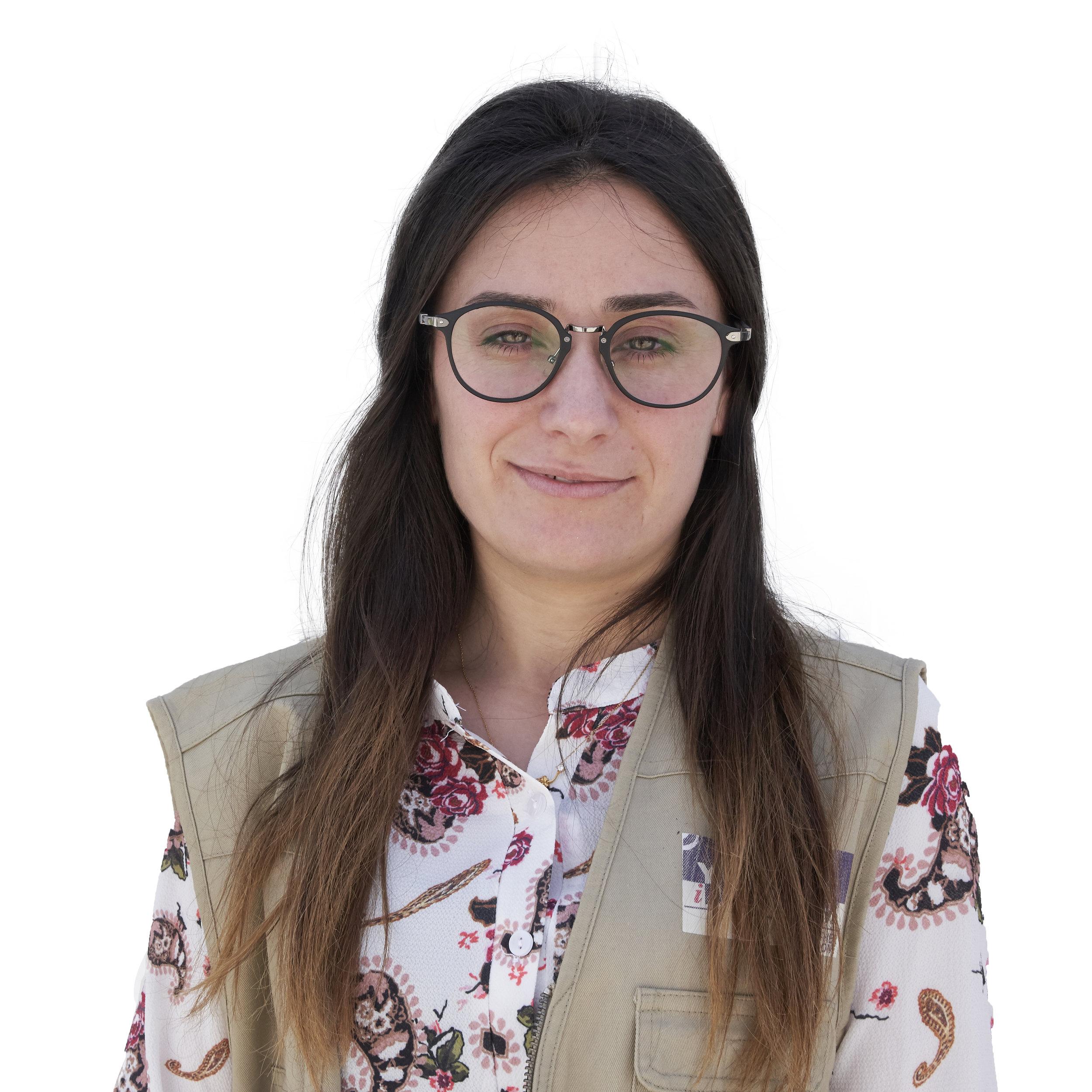 Walaa Khalaf Kiso   Assistante maternelle