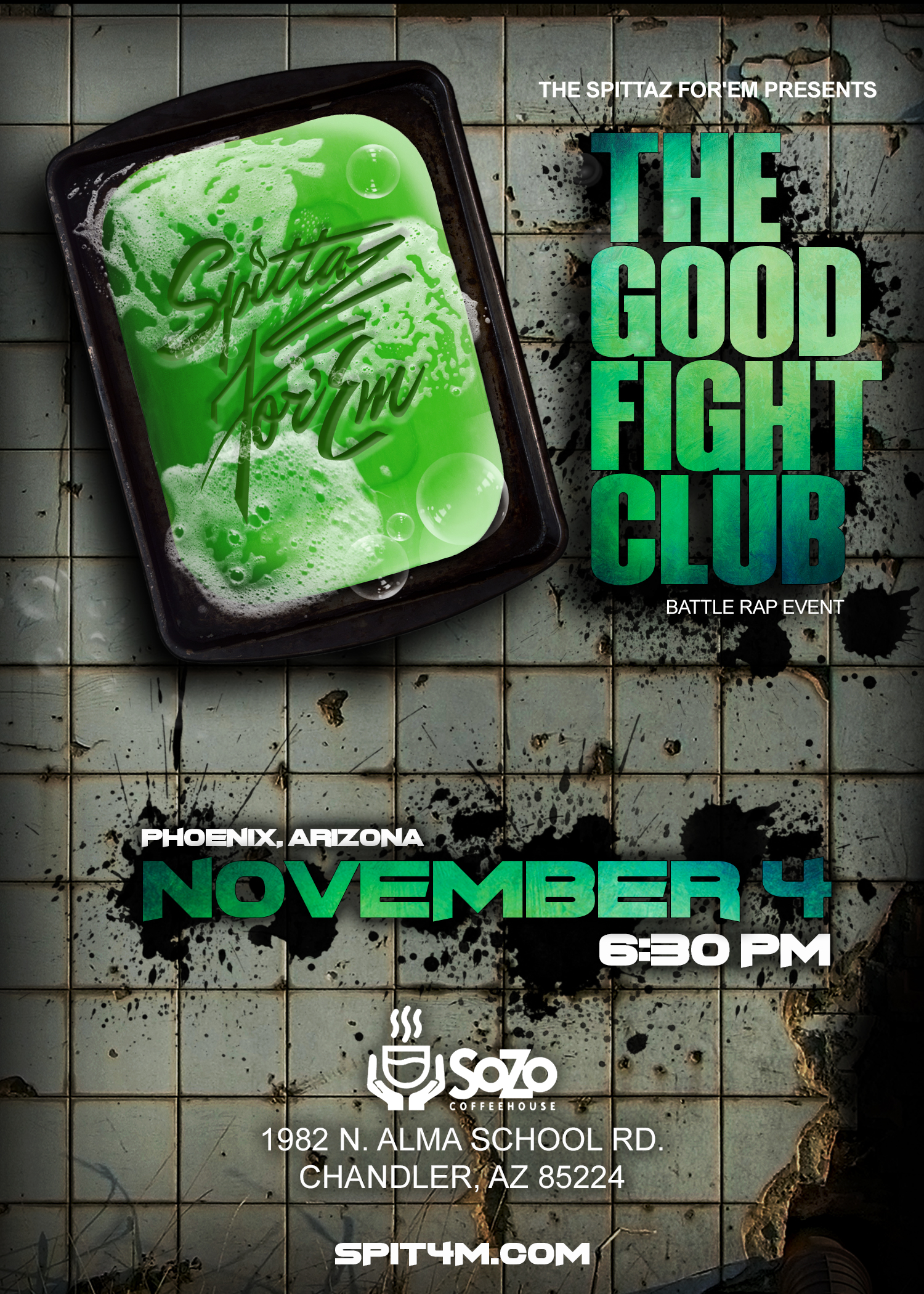 The Good Fight Club