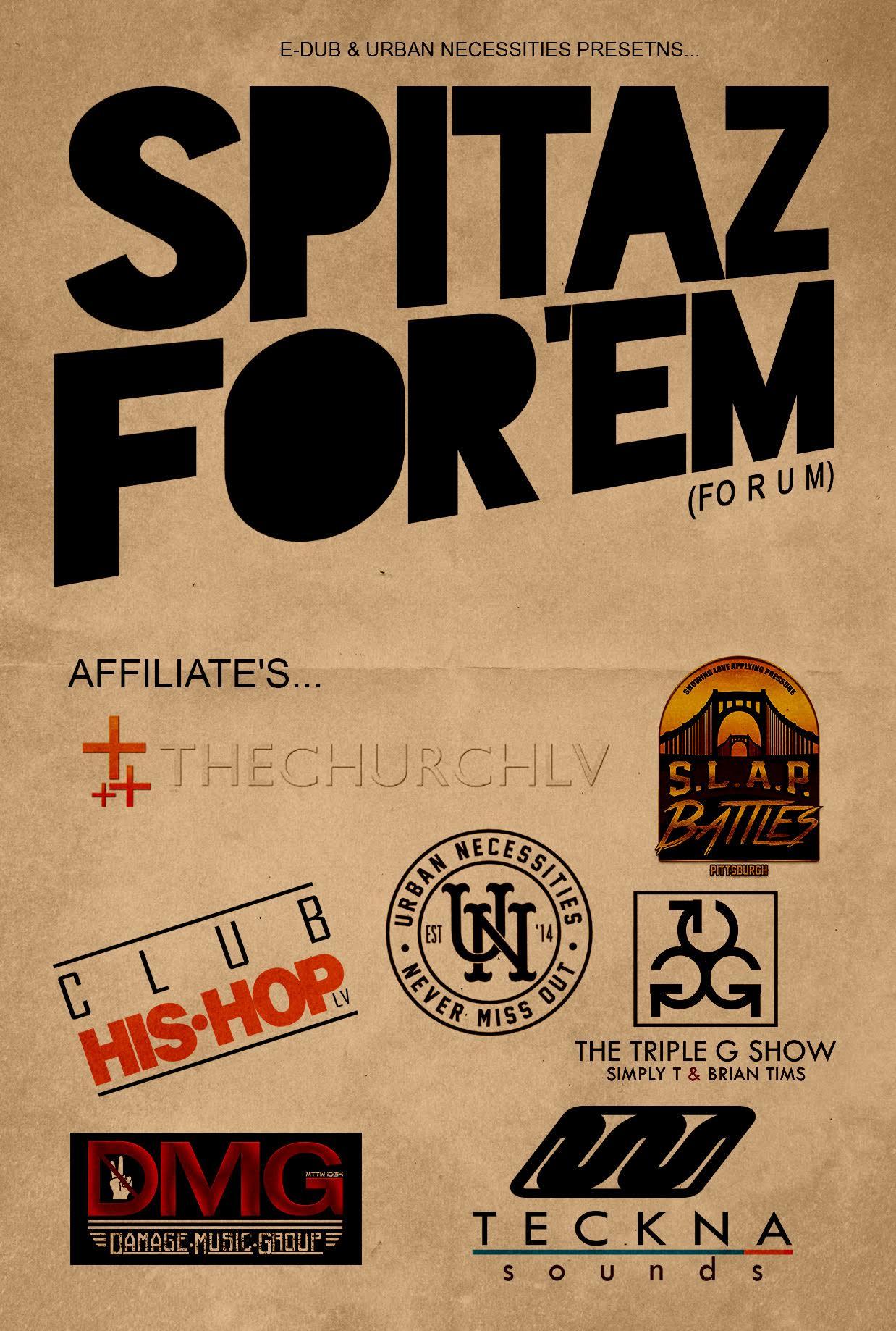 1st Spittaz For'Em Flyer Side 2.jpg