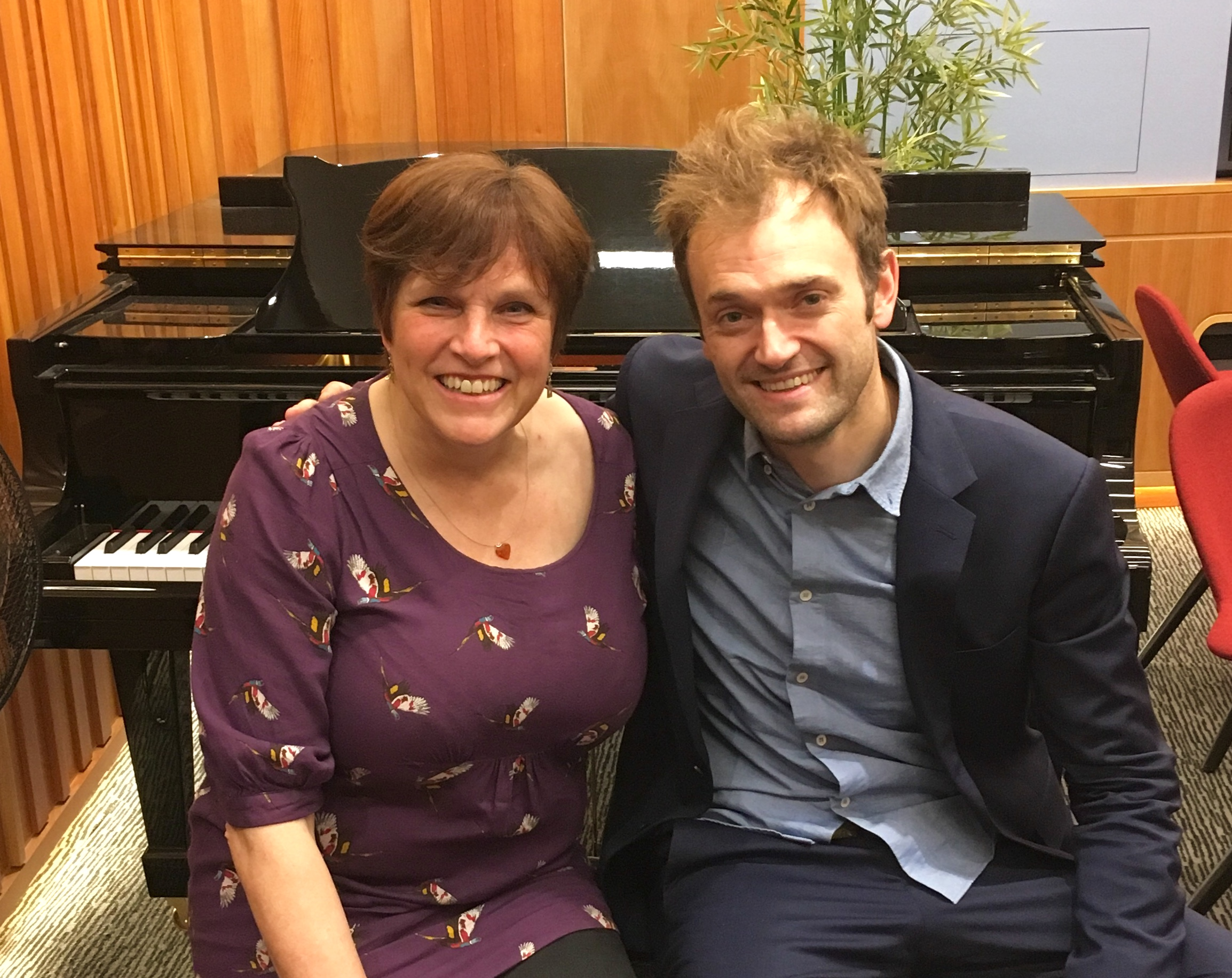 With Chris Thile