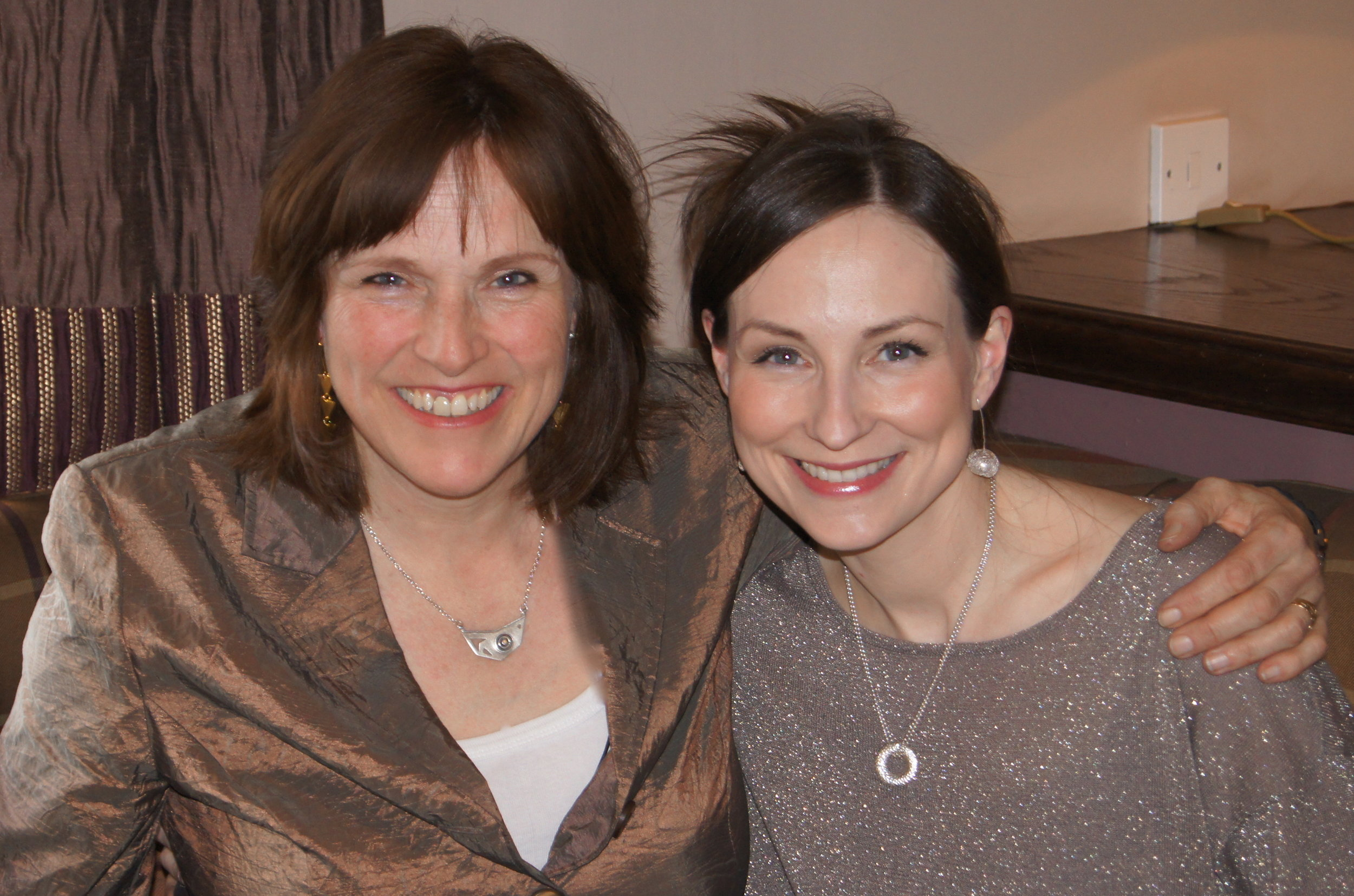 With Julie Fowlis