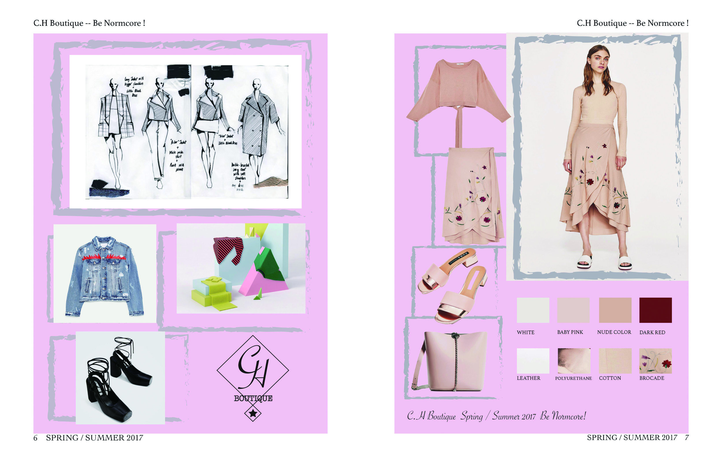 Look Book Of Ch Boutique Cindy Hung