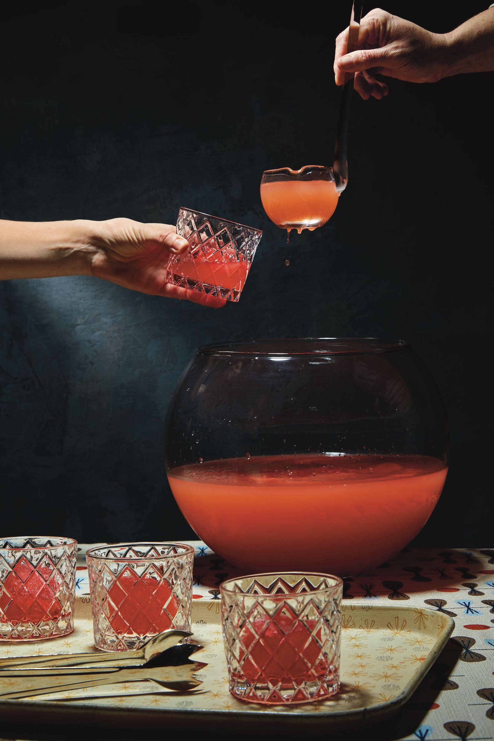 Grapefruit Harvey Wallbangers
