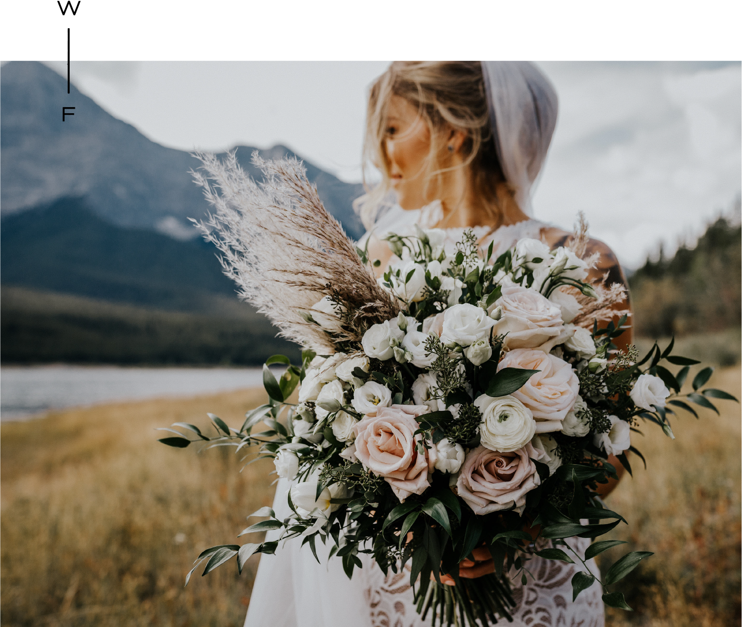 weddings and events - - a boutique Canmore Floral Boutique nestled in the Canadian rocky mountains