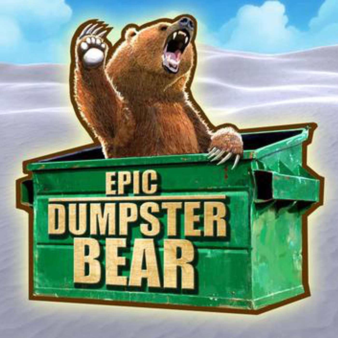 Epic Dumpster Bear OST