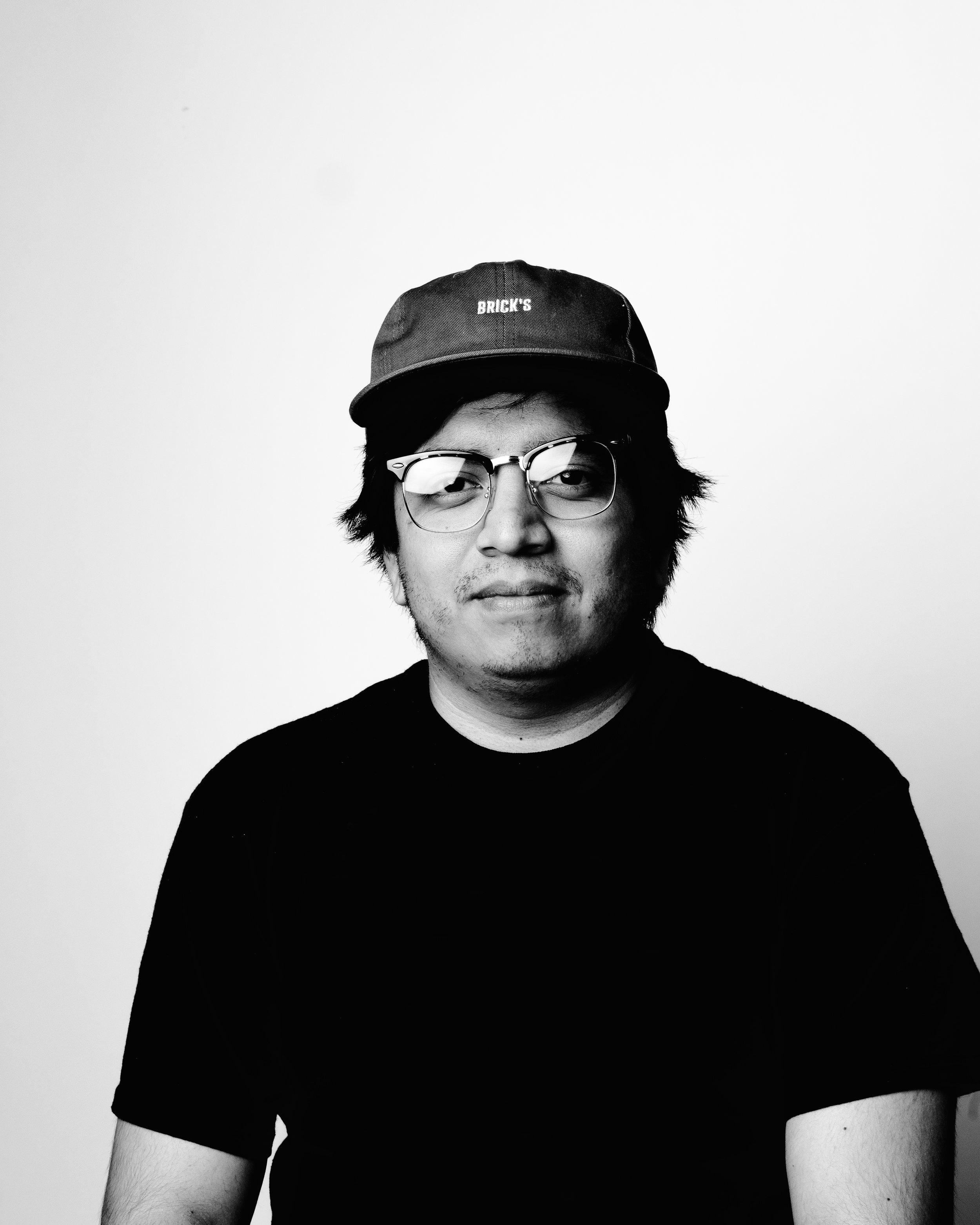 Nacho Gutierrez - Graphic Designer