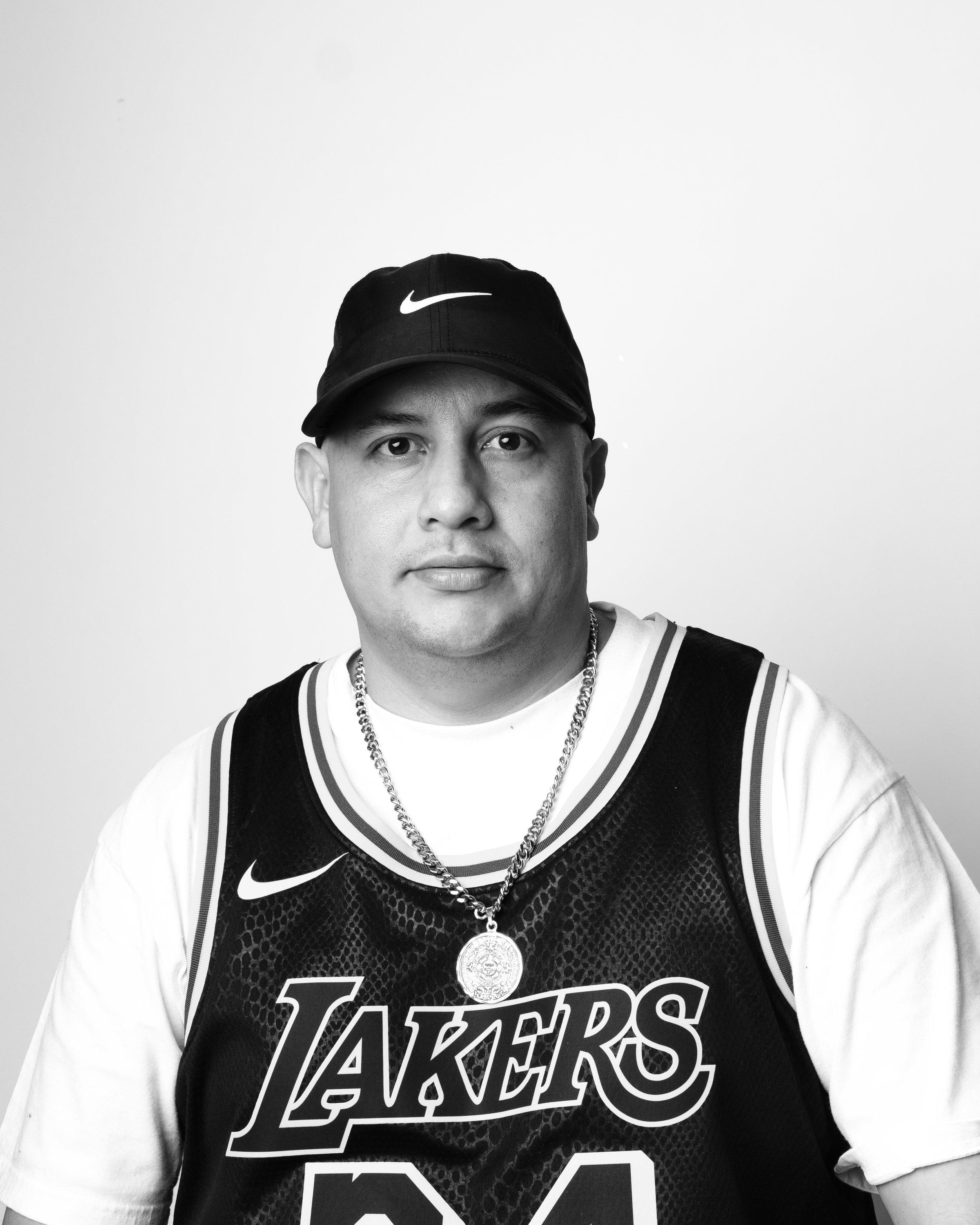 """Carlos """"Droops"""" Cerda - Talent Buyer"""