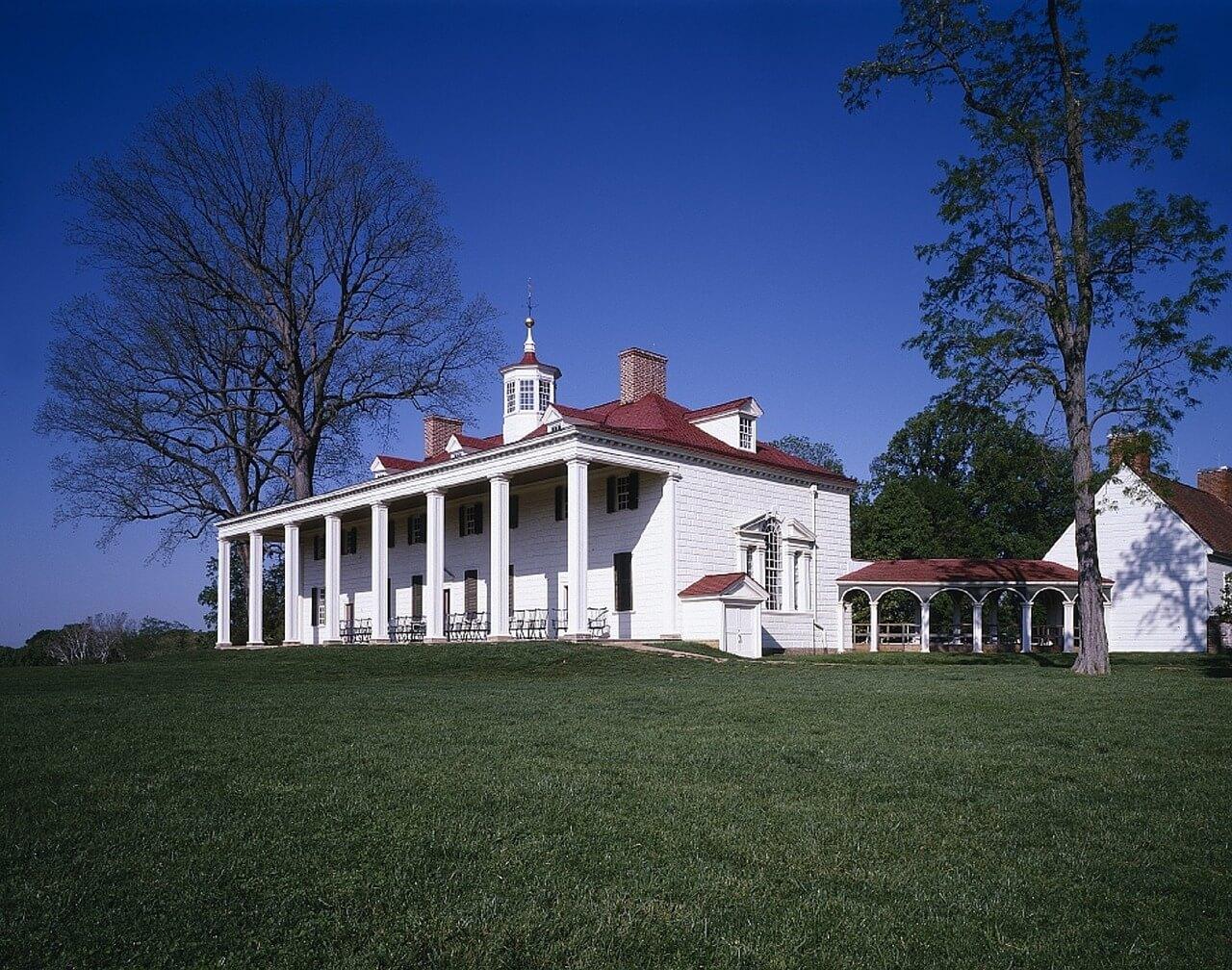 Mount Vernon. Public Domain Image.