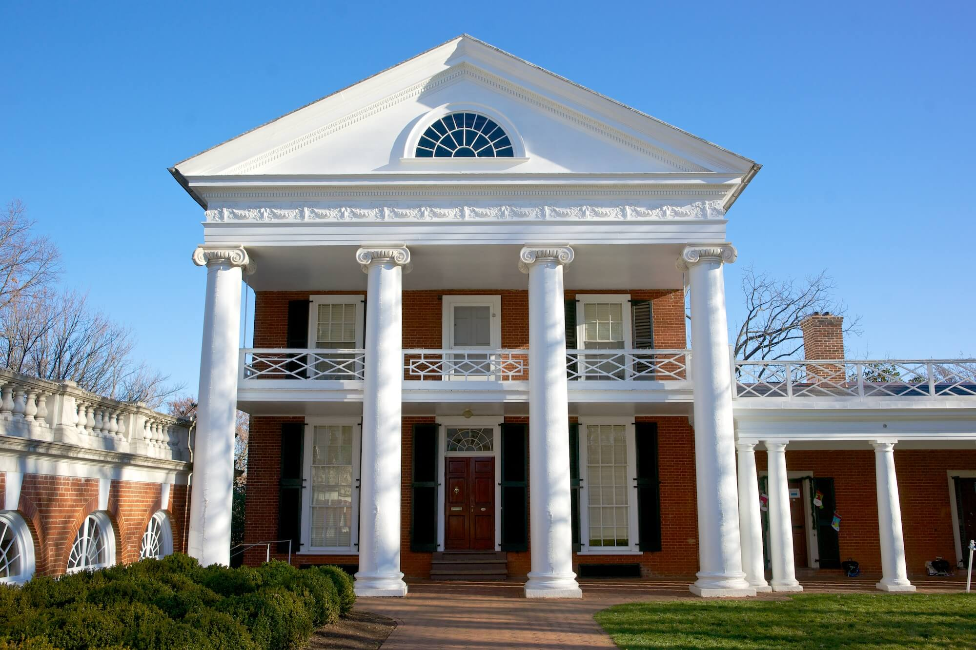 PAVILION II at UVA. © https://vironevaeh.com/tag/uva/