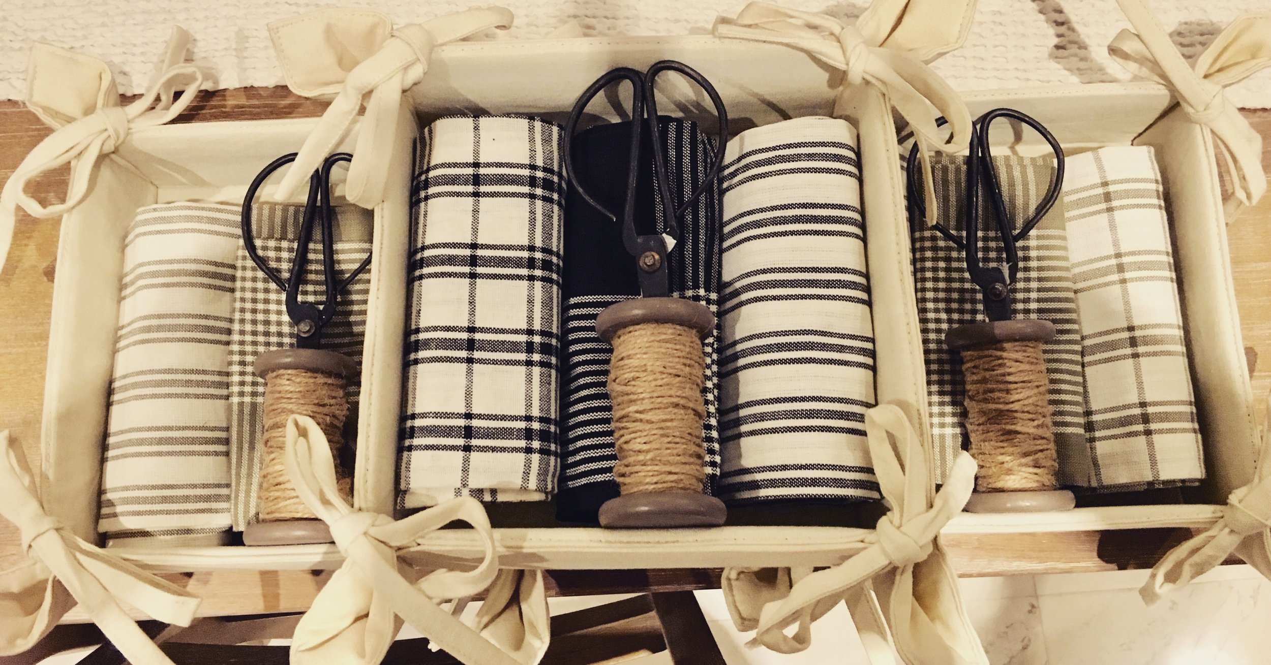 Gift sets - Based on your event and occasion.