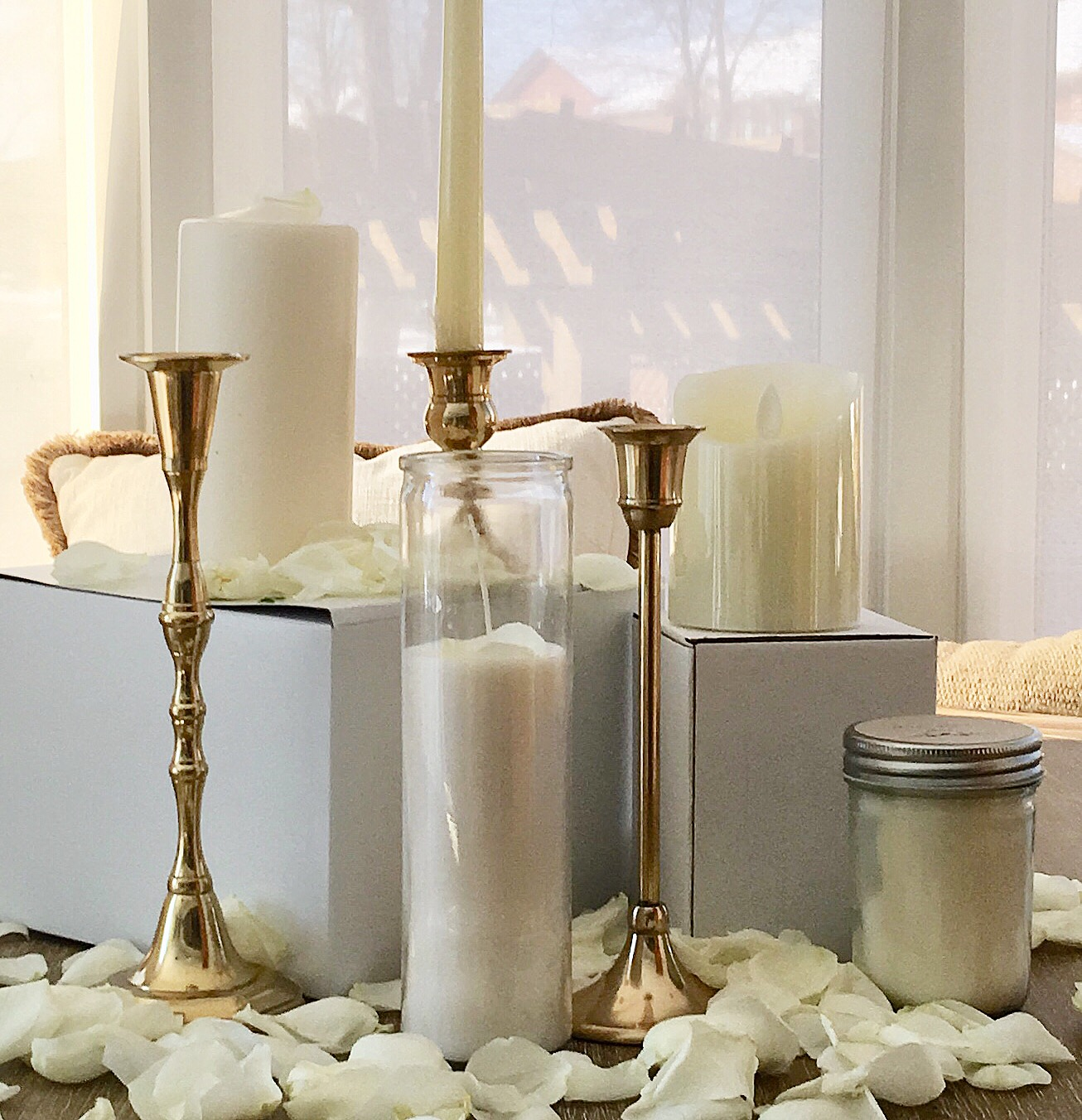 Event Planning - Party favours, vases, candles, everything you need to make your event memorable.