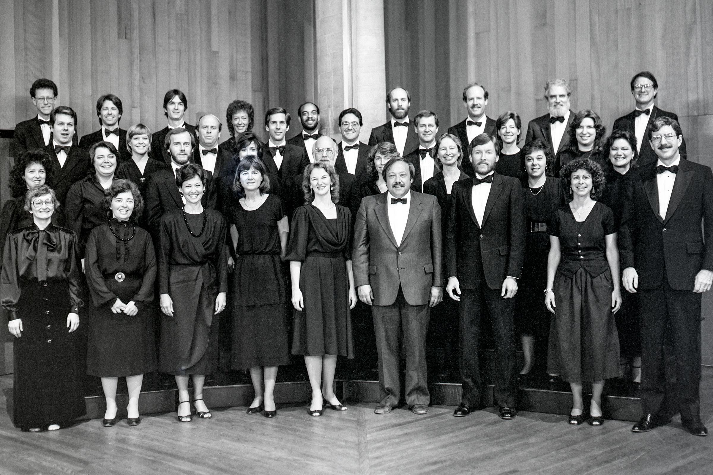 Pacific Mozart Ensemble (1987)