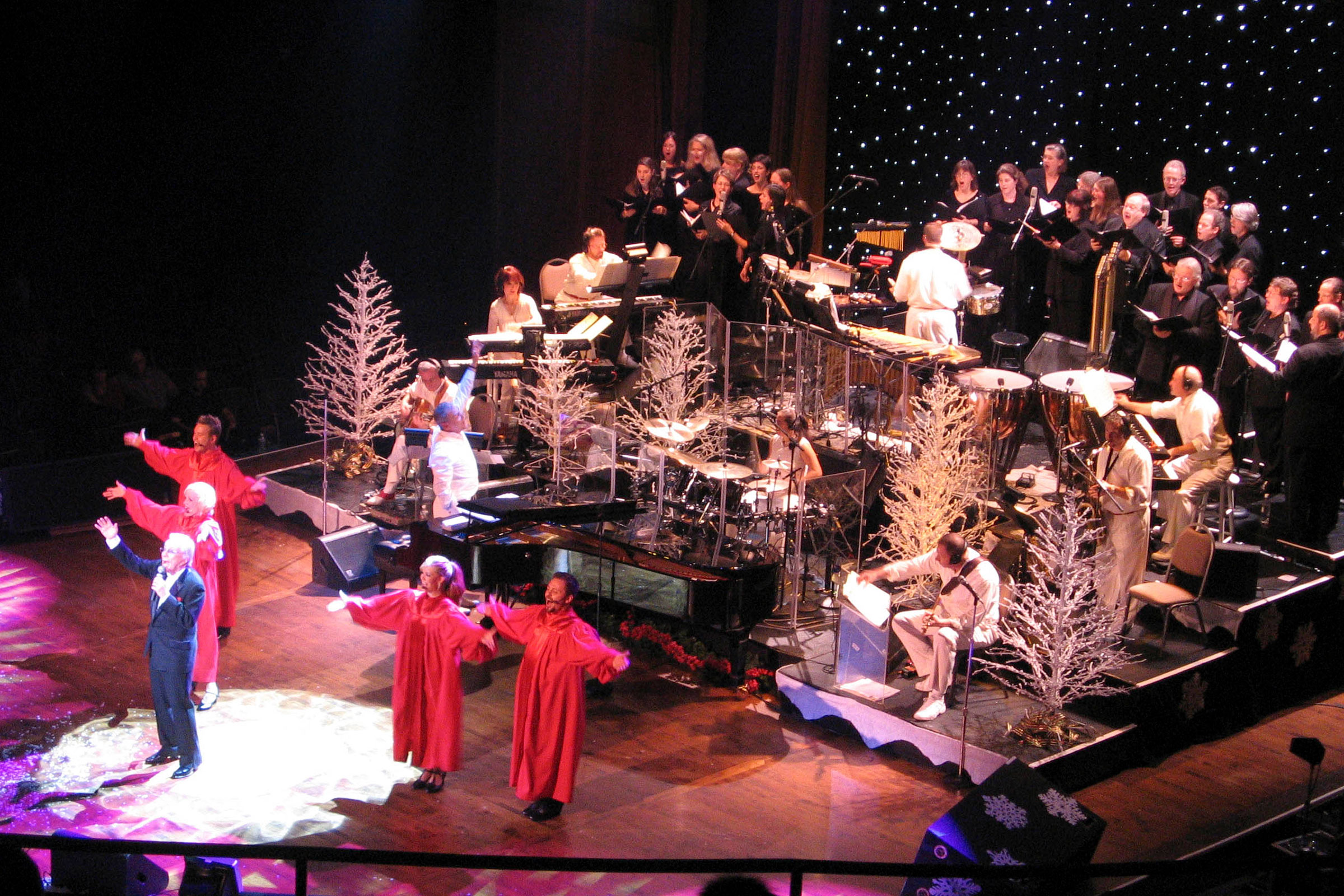 Holiday Concert with Andy Williams (December 2004)