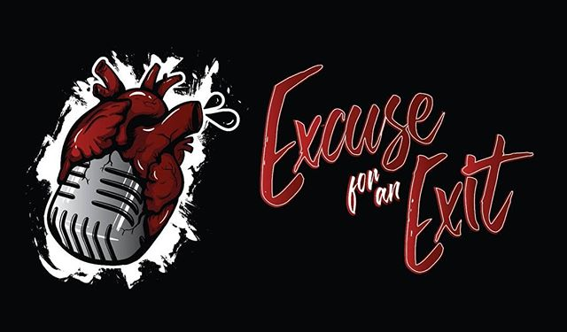 New era #excuseforanexit 🎙❤ --- Friendly reminder, our new single #HereAgain drops tomorrow on a bunch of platforms. Give it a spin on #spotify or something? 🙂😗