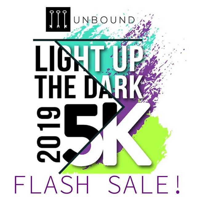 ⚡️ FLASH SALE! ⚡️ Today is Freedom Sunday, an @ijm campaign to bring awareness to human trafficking in the church. In honor of Freedom Sunday, use the code FREEDOM for a discount of $5 on your Light Up The Dark registration! 🏃🏽‍♂️ It's today only, so hurry to the link in our bio! (Sale ends Sunday, 9/22 at 11:59pm.)