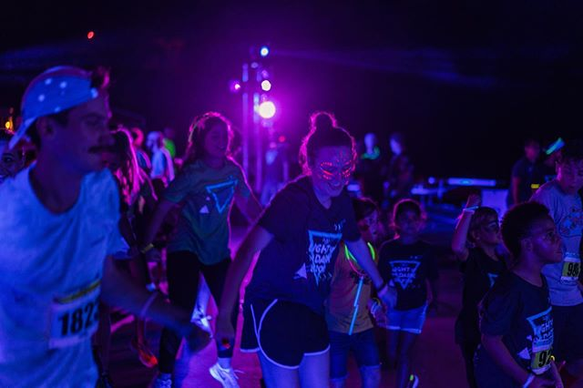 We're over here dancing because it's officially race month!! 🎉🥳 We are just about two weeks away from our 2nd Annual Light Up The Dark 5K! If you haven't registered, today's your day! Can't wait to see you all on October 19!