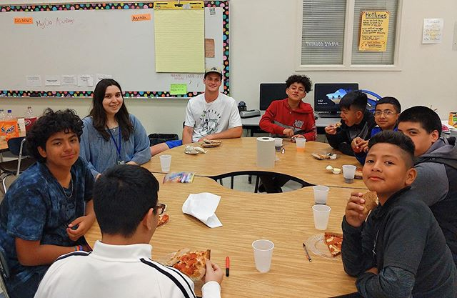 The fall semester of school has begun which means we are gearing up for our Middle School Prevention lunch groups! Last semester we were able to have boys groups at one of our five schools. This year we hope to expand to have boys groups at multiple schools to talk about how to stay safe, how to protect their vulnerable friends, and how to end human trafficking in their community!  Do you know someone who would be a great fit for this outreach? Tell them to reach out to us for more information!