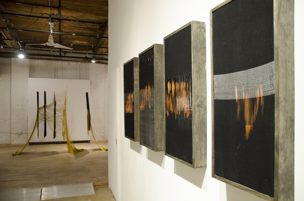 Marking Time, Shifting Space Solo Exhibition in DUMBO Featuring Artist Victoria Manganiello, Curated by Antecedent Projects