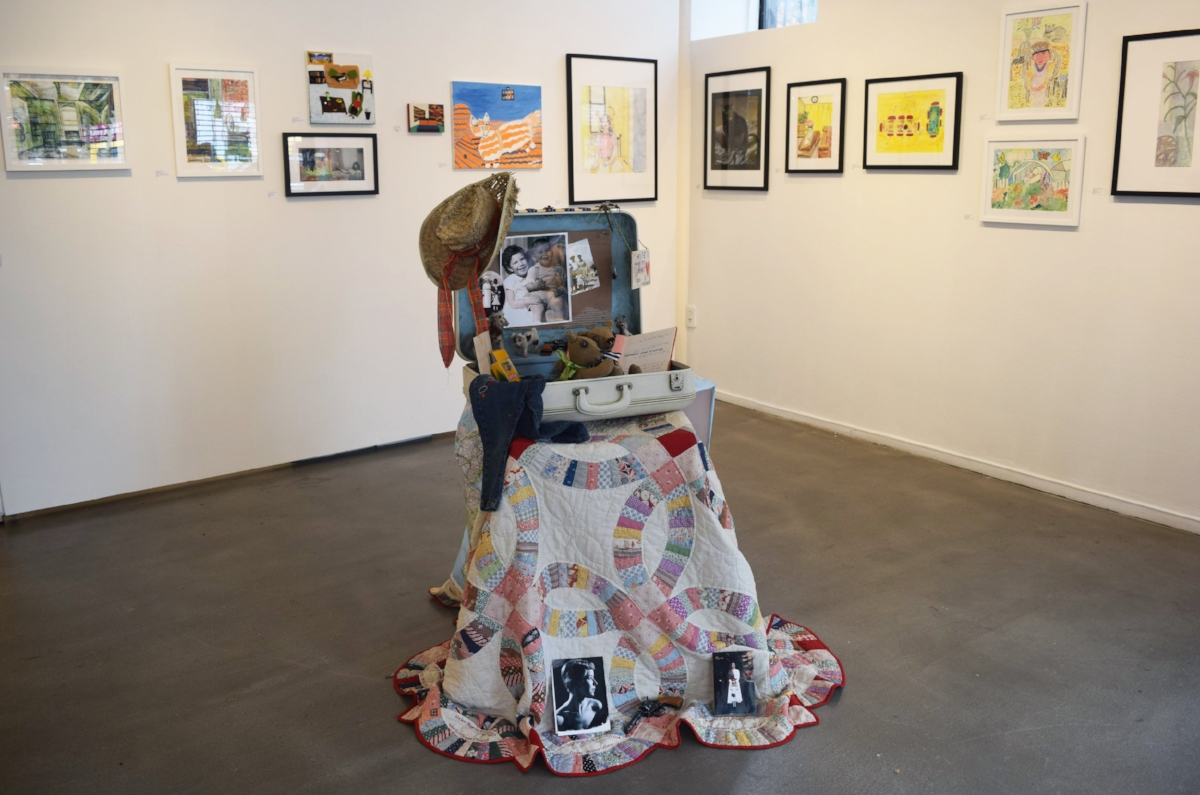 Domicile at Fountain House Gallery, curated by Antecedent Projects