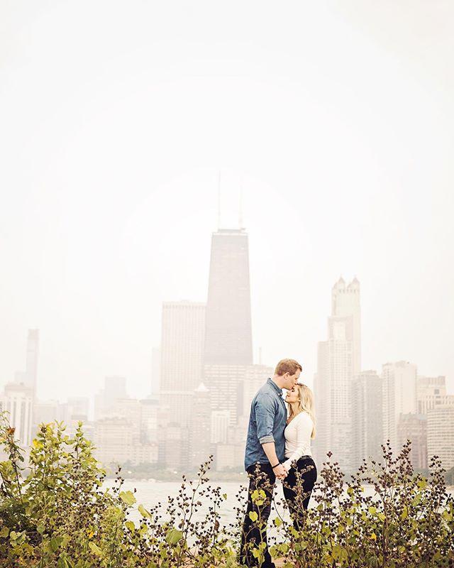 #bethanykruskaphotography #chicagophotographer #chicagoengagements