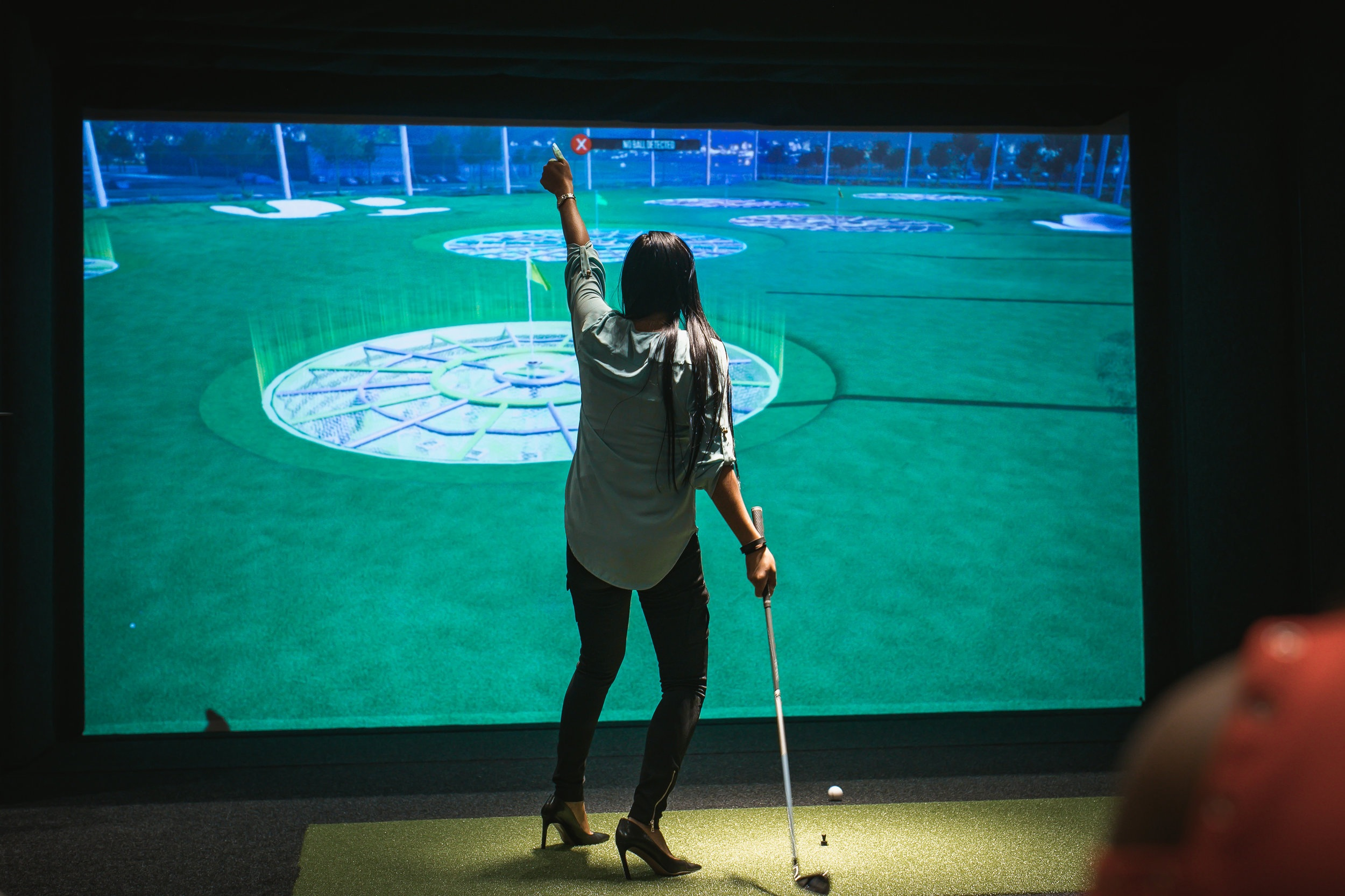 Games   Games for all ages and skill levels! TopGolf Swing Suites are perfect for everyone from veteran golfers to first timers and everyone in between.