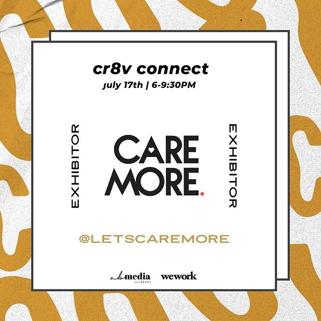 Excited to be apart of tomorrow's #CR8VCONNECT powered by @weareabmg & @wework PHL! 〰️ Discover new brands, network with your fellow creatives, enjoy a bomb panel ft. @byamberburns @_dwhpp @robblim @rashiidmarcel @iamdelilahdee and win some $$ for your business. Alluv' the above + free dranks & food! 〰️ RSVP IN @weareabmg's BIO!