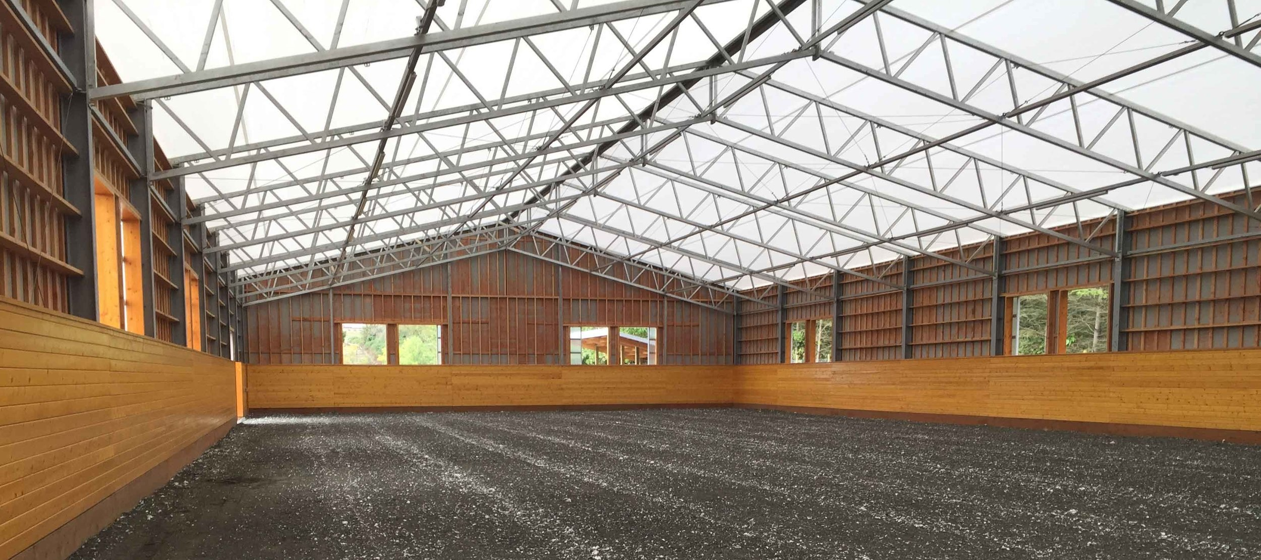Arenas — Innovative equine Systems