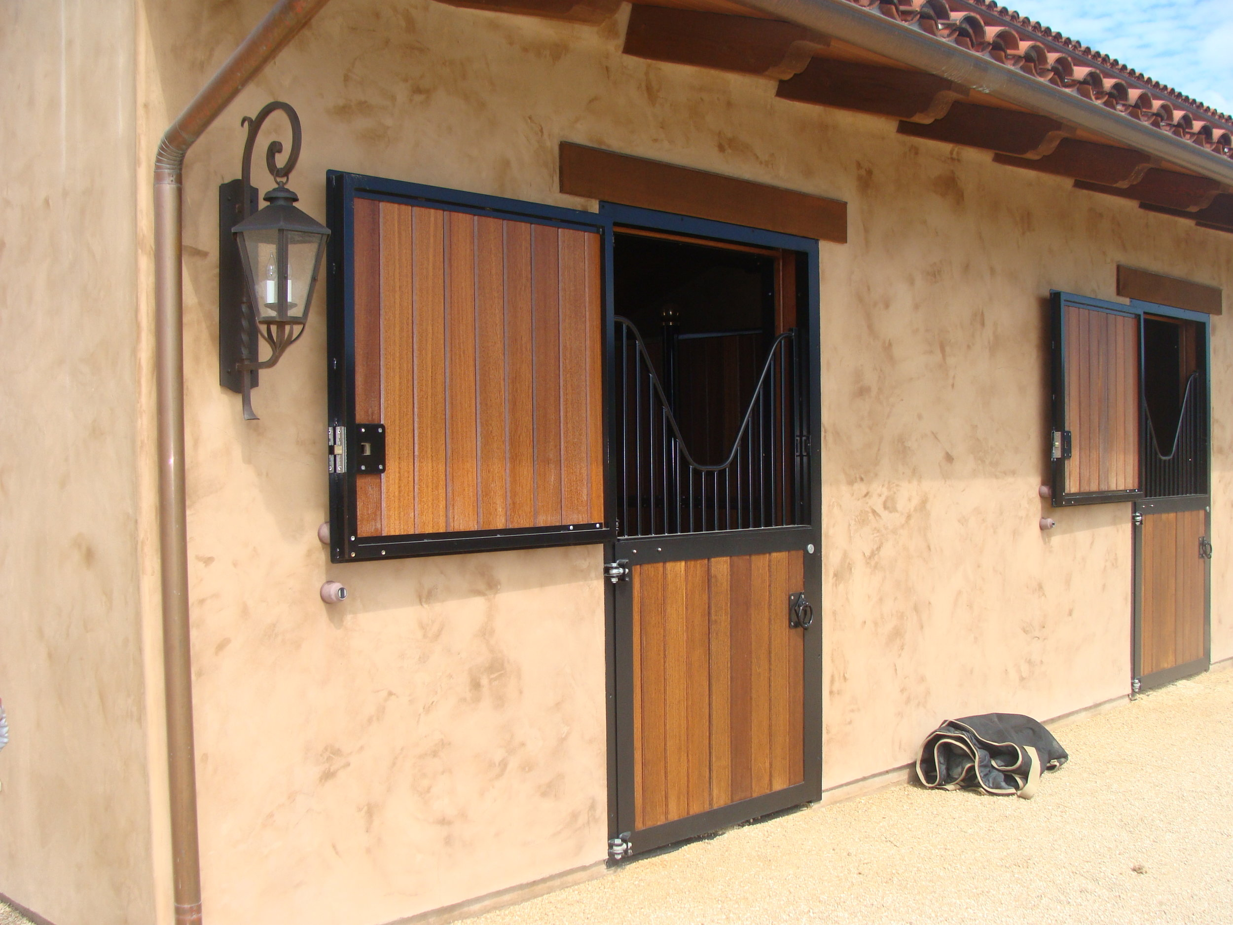 DUTCH DOORS -