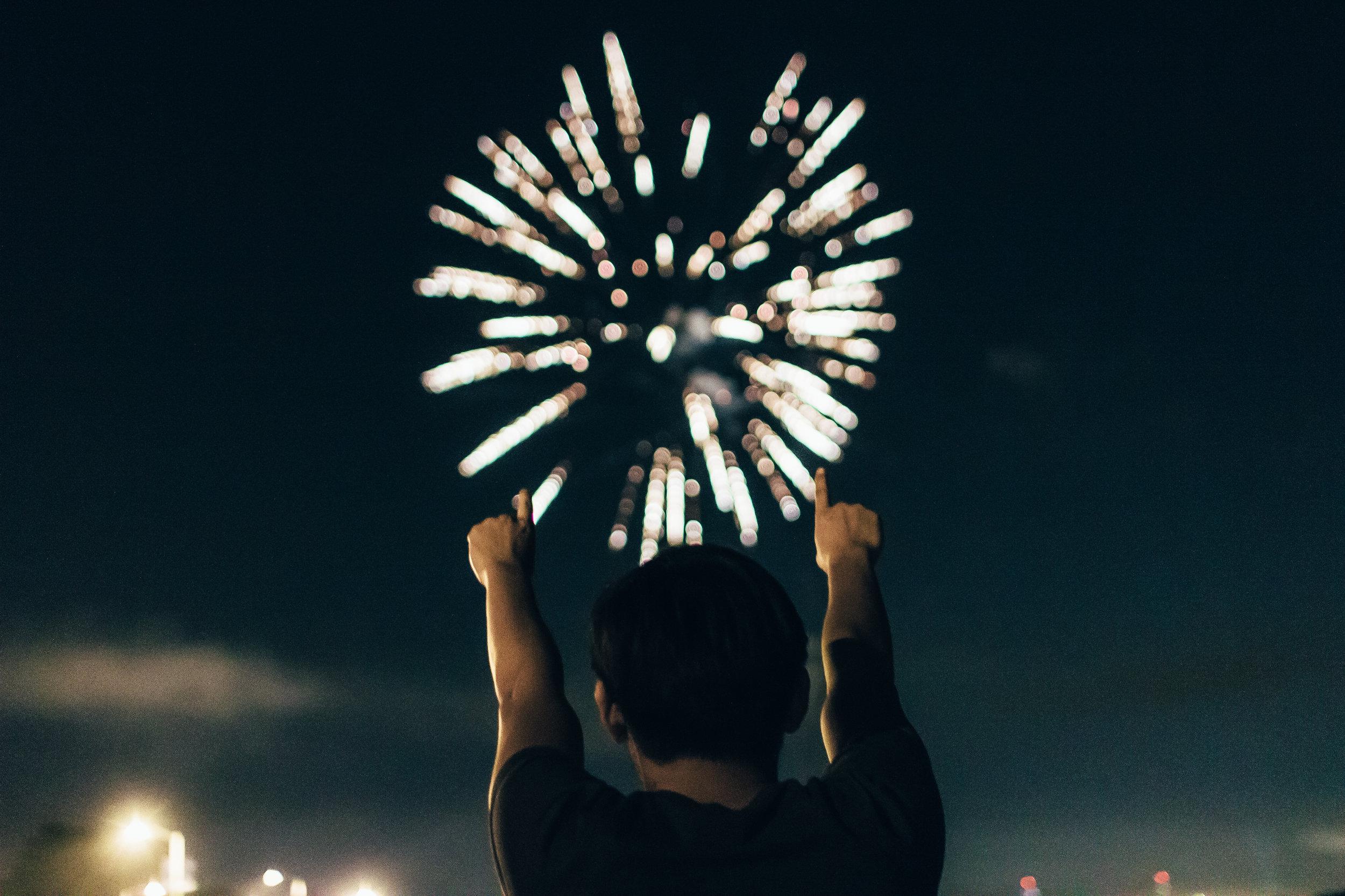 New Year,Same God - by Joshua Kyle Dunn